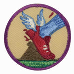 Girl Scouts Junior Practice With Purpose Badge - basicsclothing
