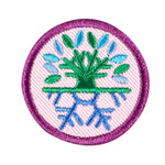 Girl Scouts Junior Snow or Climbing Adventure Badge - Basics Clothing Store