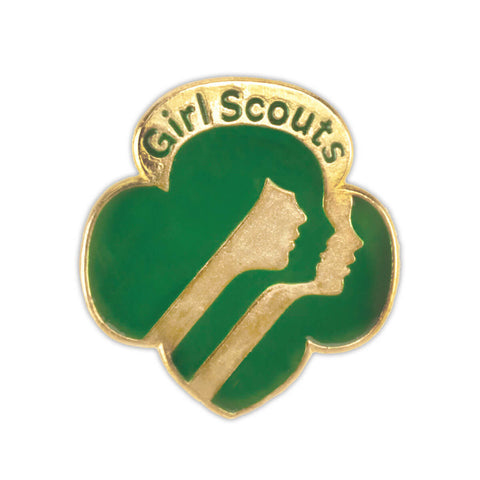 Official Girl Scout Membership Pin - basicsclothing