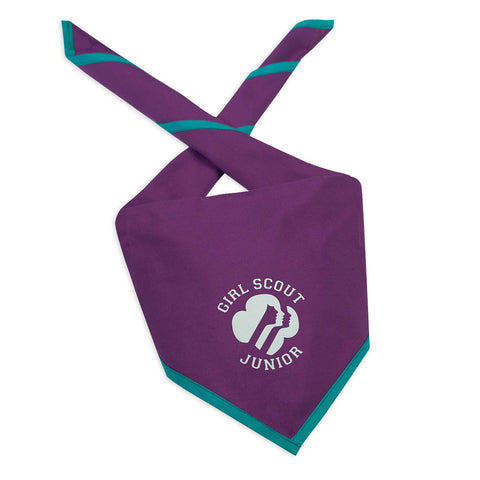 Girl Scouts Official Junior Scarf - basicsclothing