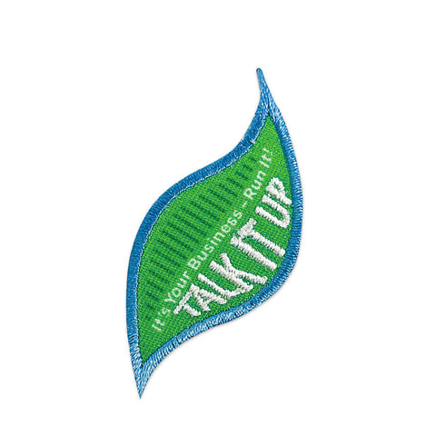 Girl Scouts Daisy Talk It Up Badge