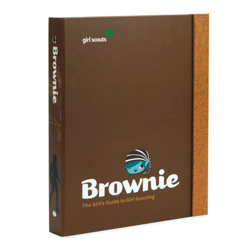 Girl Scouts The Brownie Girl's Guide To Girl Scouting - basicsclothing