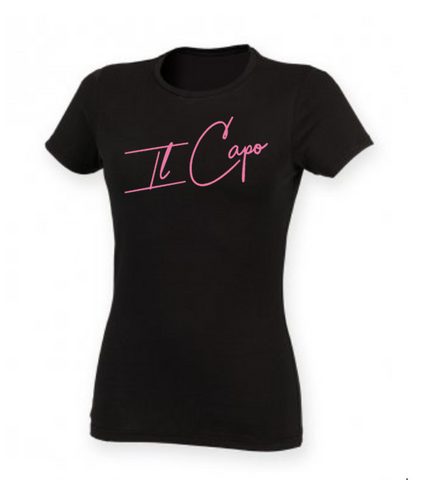 IL Capo Women's Signature T-Shirt