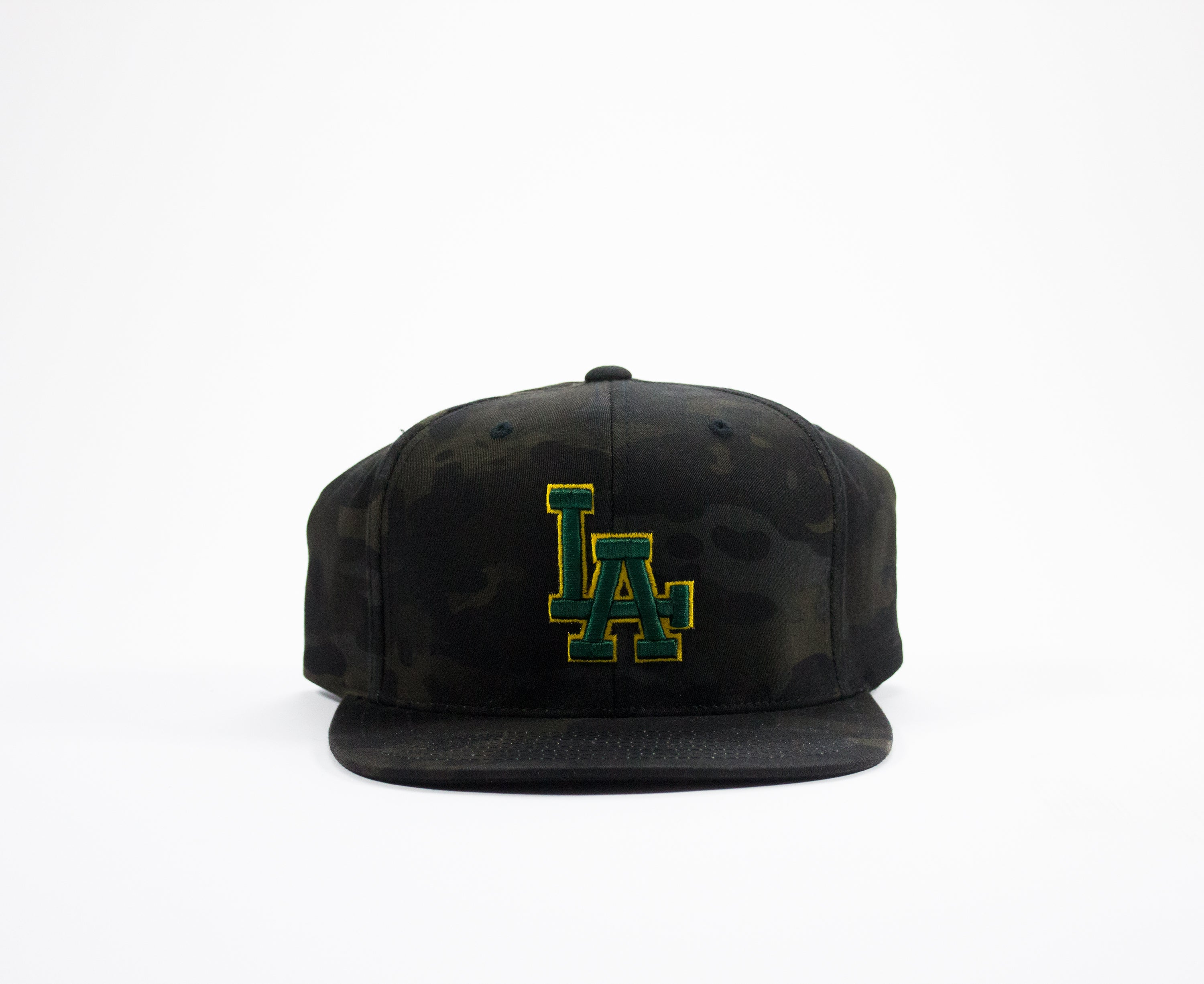 INFLUENTIAL - LA SNAP BACK -  CAMO BLACK