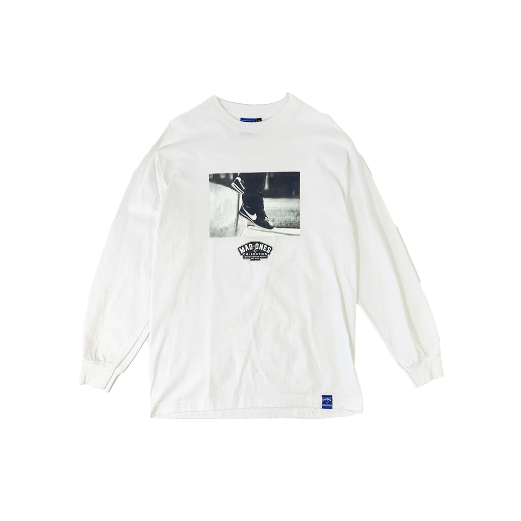 LONG SLEEVE TEE - LA - INFLUENTIAL
