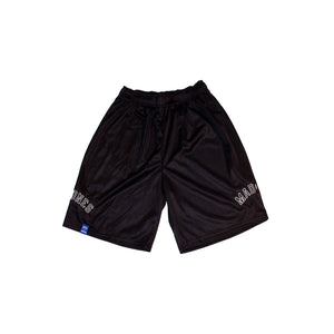 Team Player - Trainer Shorts (Black Mesh)