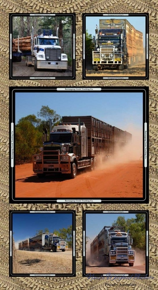 Road Trains Panel