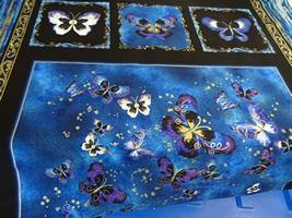 Butterfly Jewels Panel