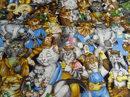 Oz Cat Jumble