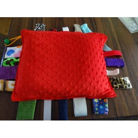 Taggy Cushion 2 .5 kg Colour may vary from Picture
