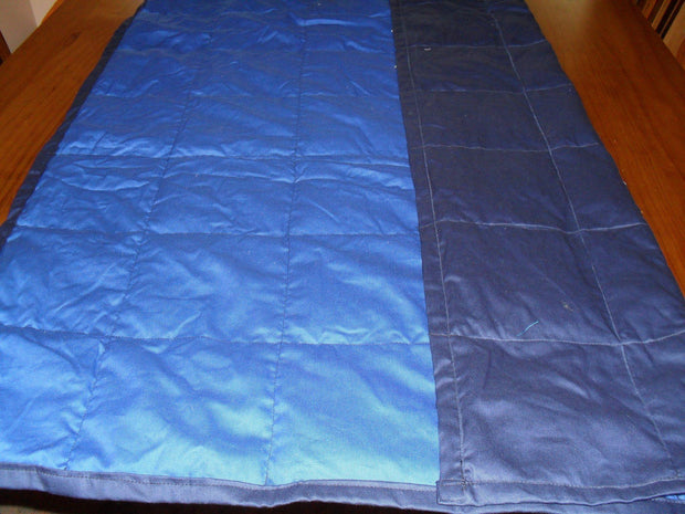 Budget Blanket - Blue / Navy
