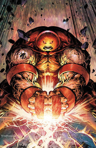 JUGGERNAUT #1 TYLER KIRKHAM Exclusive Virgin Variant Ltd 1000