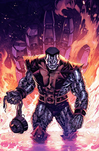 X-MEN #12 KAEL NGU COLOSSUS Virgin Variant X of Swords