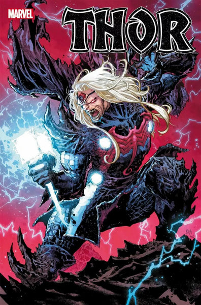 🚨🔨⚡️ THOR #10 Lashley Knullified Variant NM Gemini Shipping King In Black