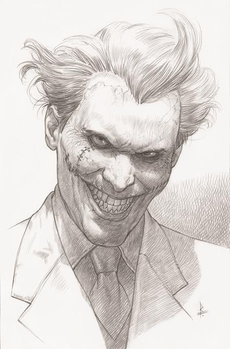 🚨🤡🔥 JOKER #1 RICCARDO FEDERICI 1:25 Ratio Variant NM Gemini Shipping