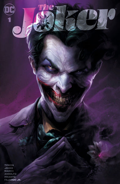 JOKER #1 FRANCESCO MATTINA VARIANT SET OF 3 Trade & Minimal & 1:25 Federici