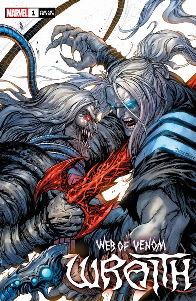WEB OF VENOM WRAITH #1 SET OF 2 TYLER KIRKHAM Secret Variants