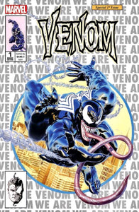 Venom #1 Mike Mayhew KRS Exclusive