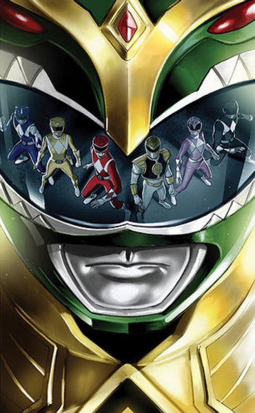 MIGHTY MORPHIN #1-2 DIEGO GALINDO Exclusive Virgin Variant SET OF 2 LTD 250