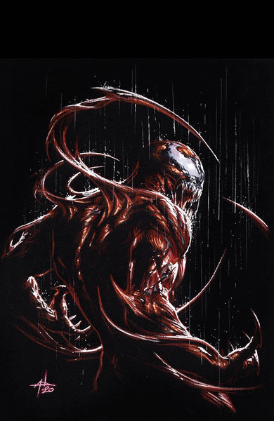 VENOM #31 SET OF 2 GABRIELE DELL'OTTO Carnage Variants King In Black