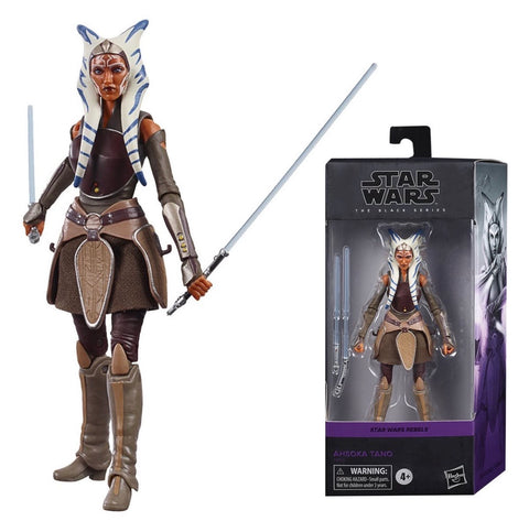 STAR WARS THE BLACK SERIES AHSOKA TANO 6-Inch Action Figure 2020