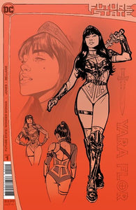 🚨🔥 FUTURE STATE WONDER WOMAN #1 SECOND PRINT Yara Flor Joelle Jones 2nd Ptg NM