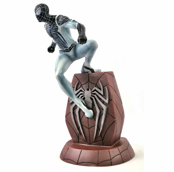 "MARVEL GALLERY SDCC 2020 NEGATIVE SUIT SPIDER-MAN Exclusive 10"" Ltd 3000"