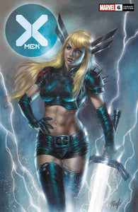 X-MEN #6 LUCIO PARRILO EXCLUSIVE Trade Dress Variant Magik