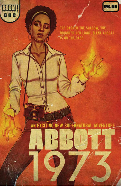 ABBOTT 1973 SET OF 2 Jenny Frison 1:25 & One Per Store Virgin Variant