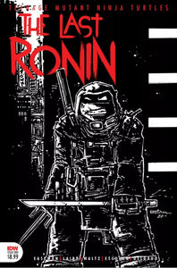 🚨🐢 TMNT THE LAST RONIN #1 THIRD PRINT Variant 3rd Ptg NM