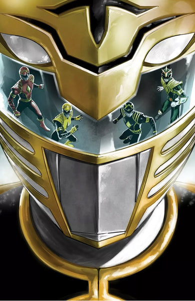 MIGHTY MORPHIN #2 SET OF 2 GALINDO Exclusive Variant & InHyuk Lee Main Cvr