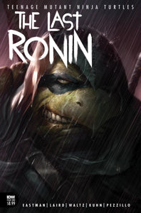 TMNT THE LAST RONIN #1 FRANCESCO MATTINA Exclusive Trade Dress Ltd 500