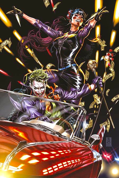 JOKER #1 SET OF 2 Guillem March Cover A & Mark Brooks Team Variant