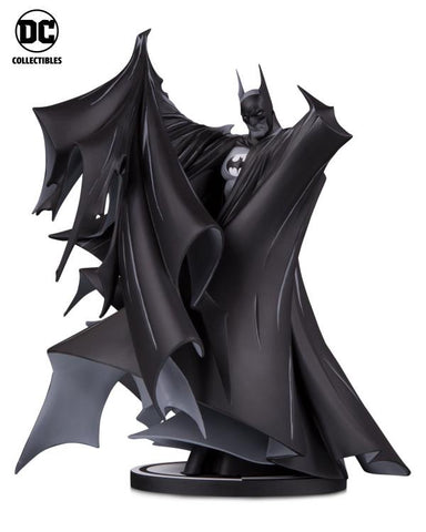 BATMAN BLACK & WHITE TODD MCFARLANE Version 2 Deluxe Statue Ltd 5000