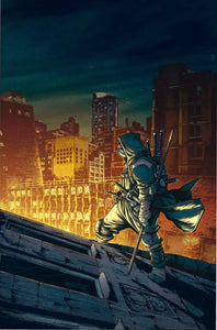 TMNT THE LAST RONIN #1 SANTOLOUCO 1:25 Ratio Incentive Variant
