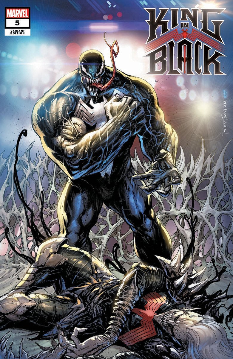 KING IN BLACK #5 TYLER KIRKHAM Exclusive Trade Dress Variant