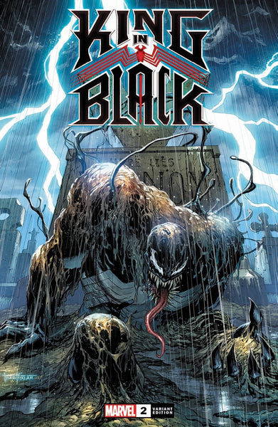 KING IN BLACK #2 TYLER KIRKHAM EXCLUSIVE VARIANT Set of 2
