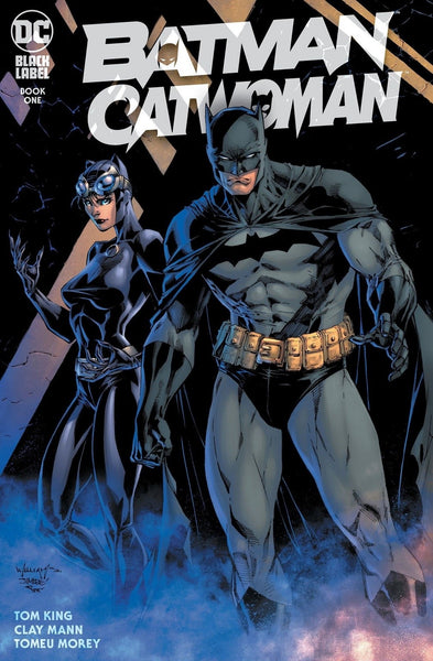 BATMAN CATWOMAN #1 SET OF 2 Variants Williams & Lee + Dell'Otto LTD 3000