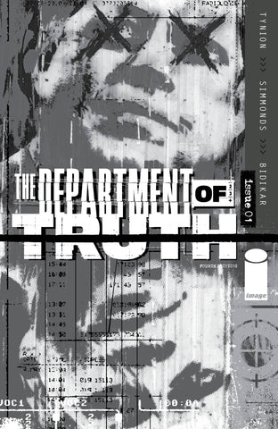 🚨🔥 DEPARTMENT OF TRUTH #1 FOURTH PRINT 4th PTG NM Gemini Shipping