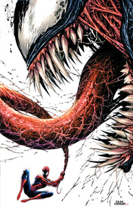 VENOM #1 TYLER KIRKHAM Exclusive Virgin Variant