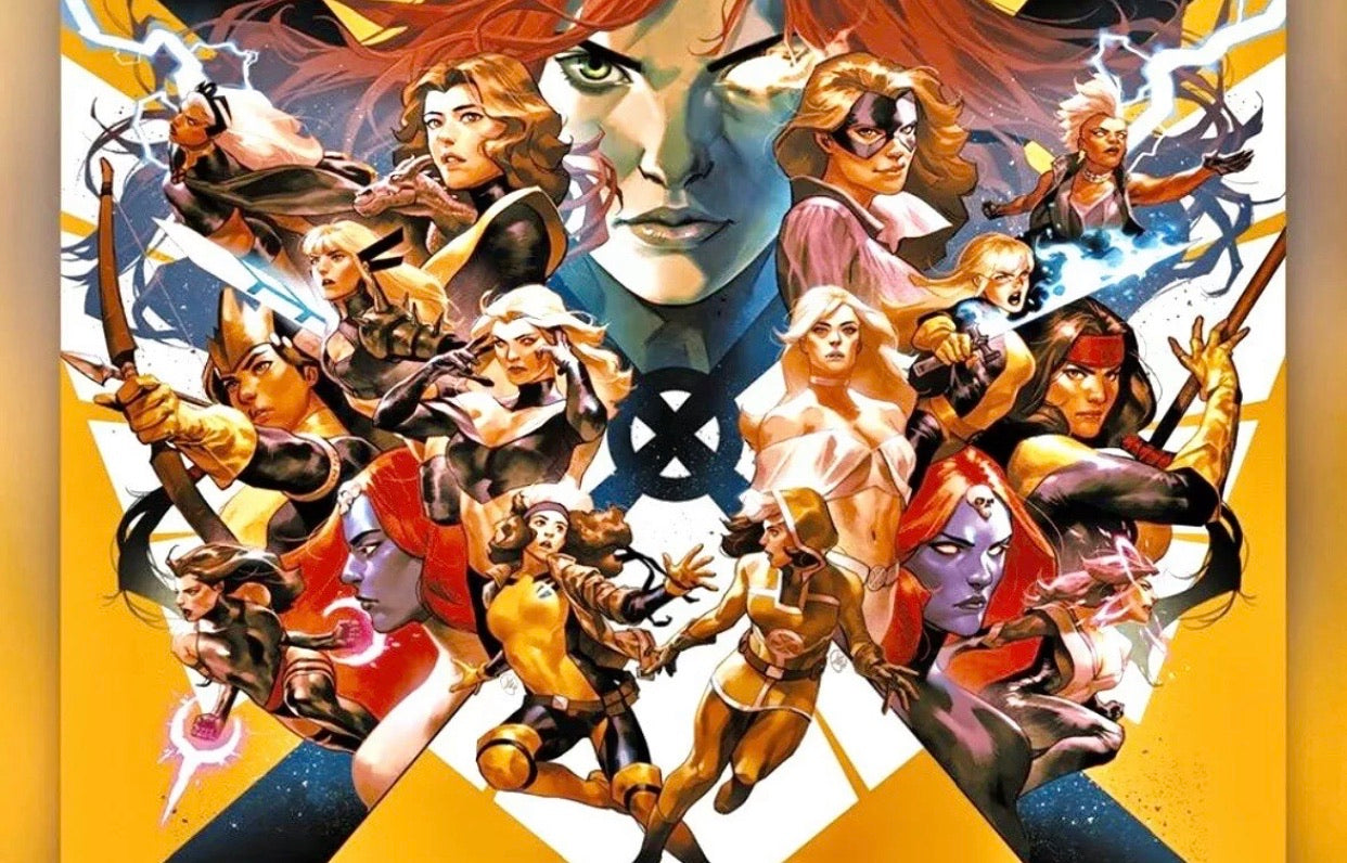 HOUSE OF X #2 Exclusive Connecting Yasmine Putri Variant Women Of X