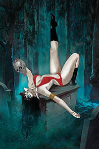 🚨🦇🔥 VAMPIRELLA #16 FAY DALTON Limited Virgin Variant NM Gemini Shipping
