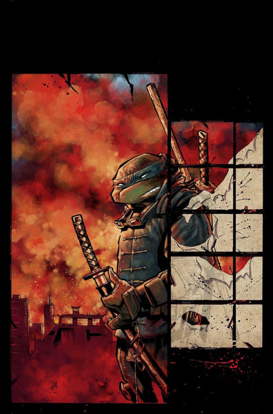TMNT THE LAST RONIN #1 MEGA ULTRA EXCLUSIVE BUNDLE 8 Cover Set PRE-SALE
