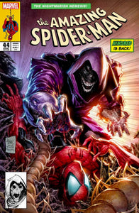 AMAZING SPIDER-MAN #44 PHILIP TAN Exclusive Variant Cover A