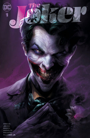 JOKER #1 FRANCESCO MATTINA VARIANT Trade Dress LTD 3000