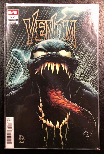 VENOM #27 RYAN STEGMAN VARIANT SET OF 3 Key Issue 1st App Codex