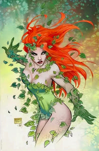 BATMAN #50 MICHAEL TURNER EXCLUSIVE Cover C Poison Ivy