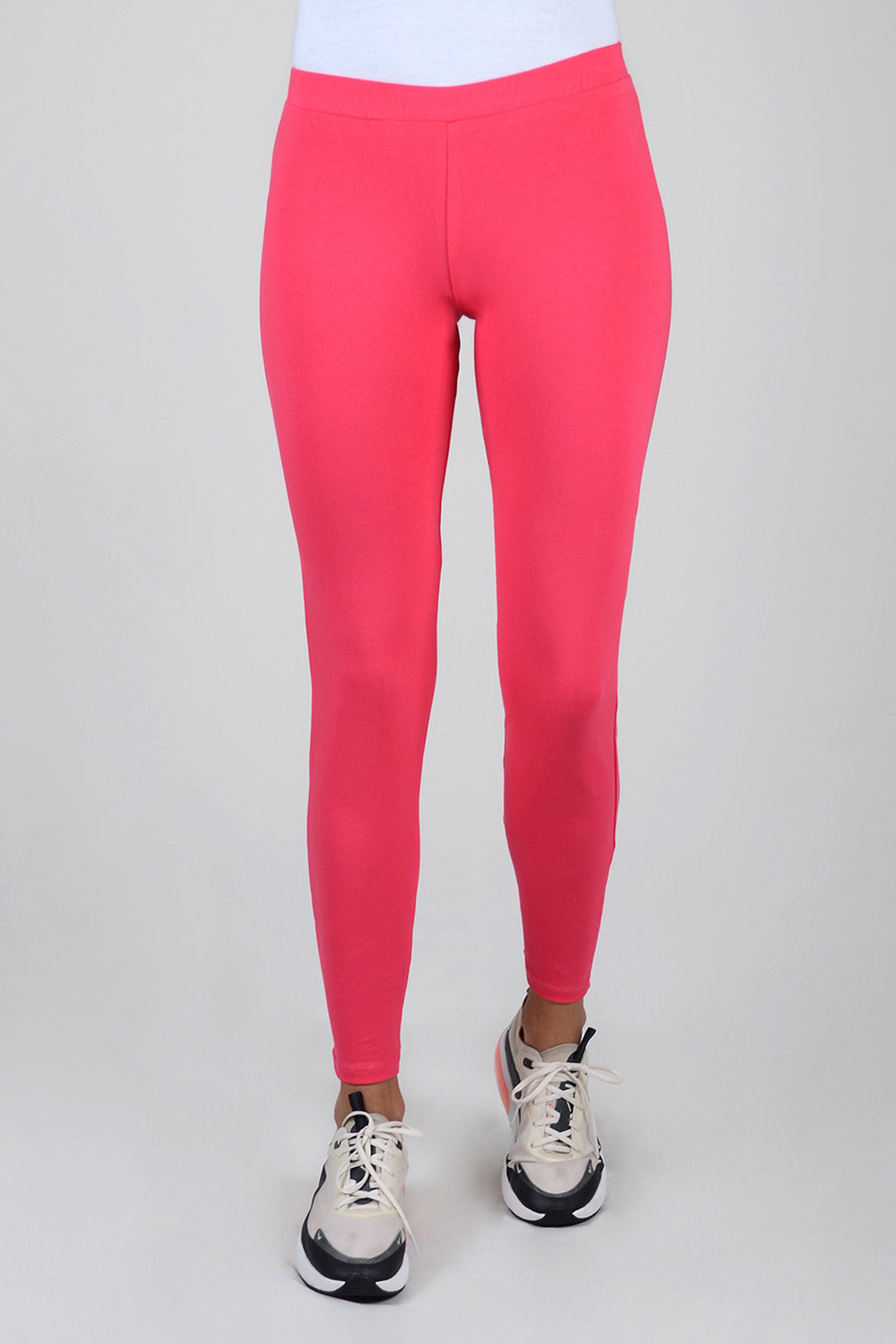 Leggings Bota Tubo Coral