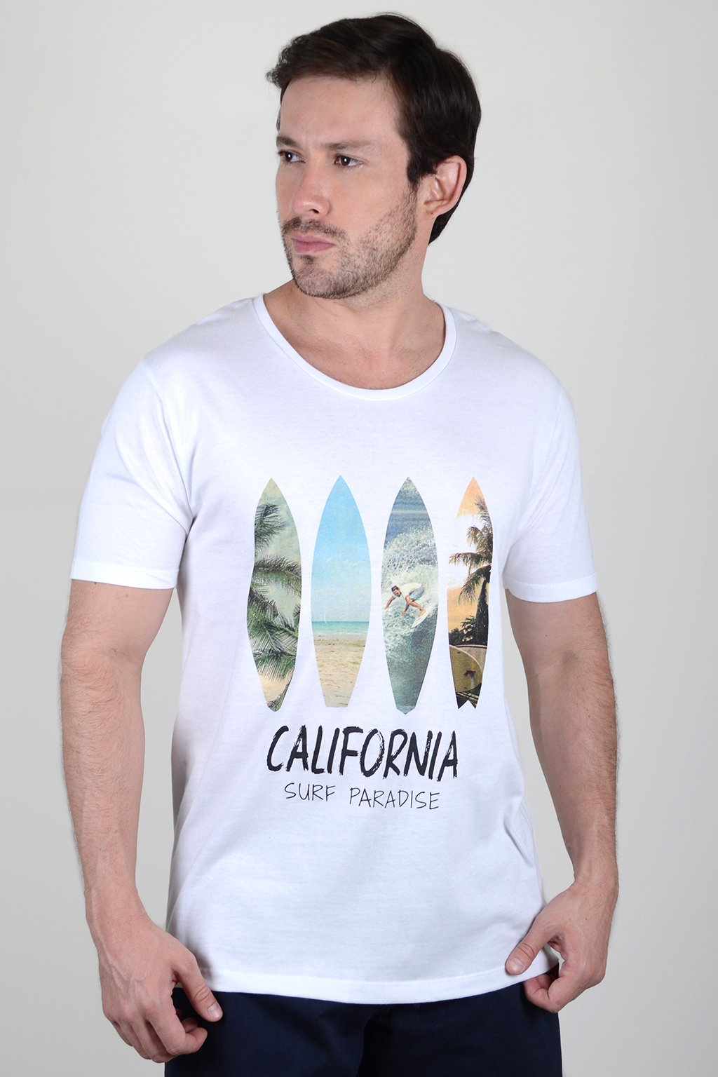 Camiseta Estampada 909