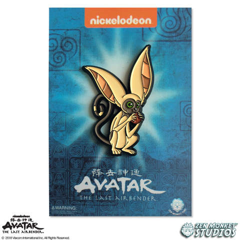Enamel Pin - Avatar The Last Airbender - Momo